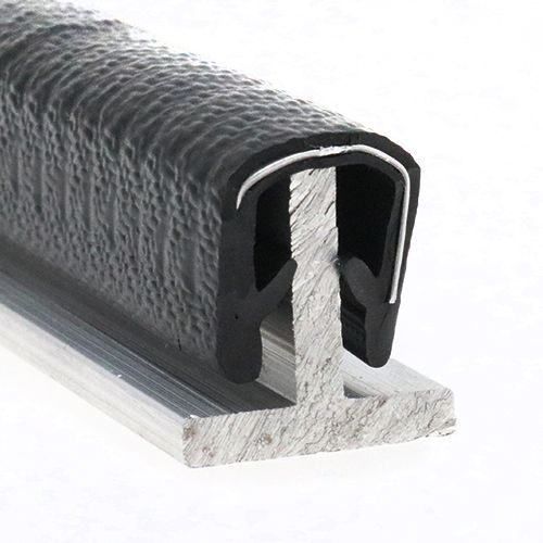 Reinforced PVC Edging, Steel Ribbed Edge Strip - Vital Parts